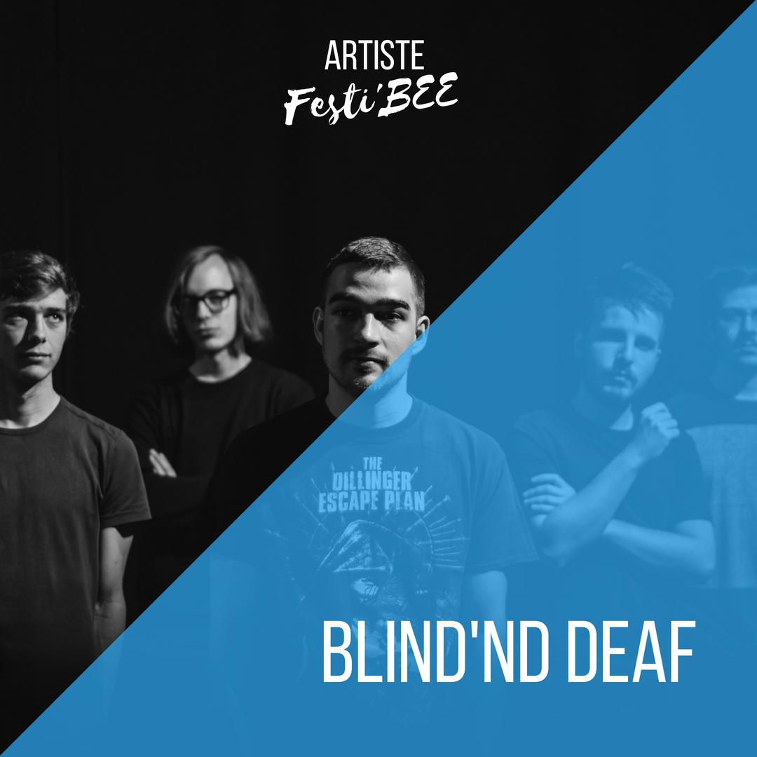 BLIND'ND DEAF